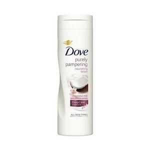 Crema dove pampering